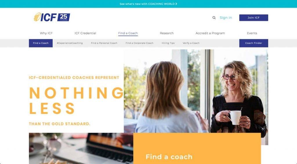 ICF Life Coach Directory